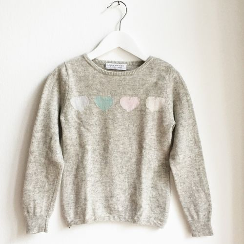 Lodenfrey Pullover Cashmere Size 104