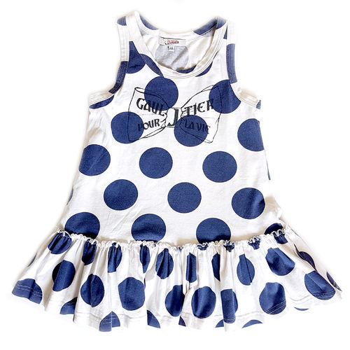 JUNIOR GAULTIER Kleid Polka Dot