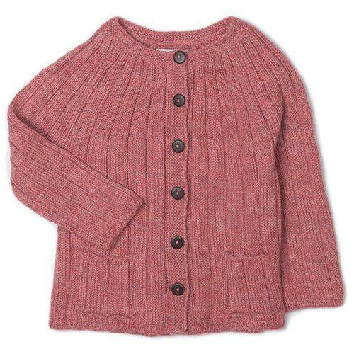 OEUF Strickjacke Ribbed
