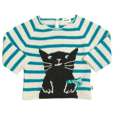 OEUF Pullover Cat