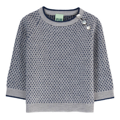 FUB Sweater Rhombus