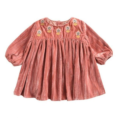 LOUISE MISHA Kleid Chachani Rosa